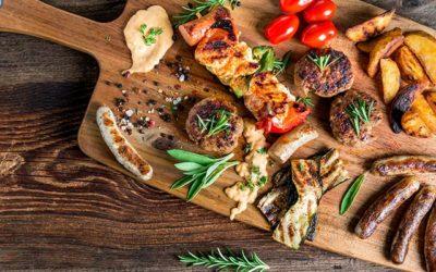 BBQ-Platter – serveer als een chef