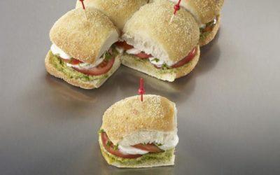 Slimme lunch met de nieuwe pain de partage