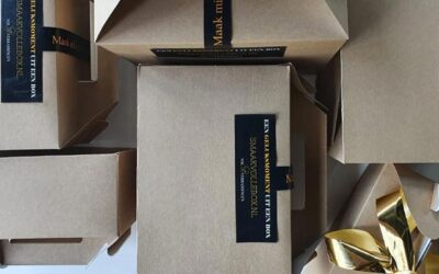 Creatief in crisistijd: boxen & mondkapjes